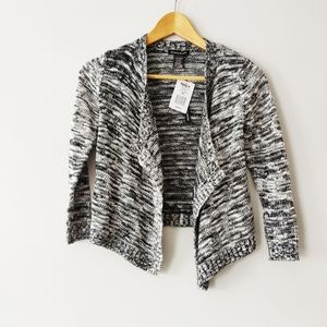 Brand new Blush and Bloom girls open cardigan